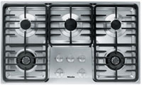Miele gas cooktop 1