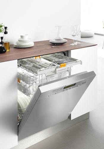 Miele Futura Dimension Series Fully Integrated Dishwasher